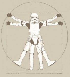 storm trooper da vinci
