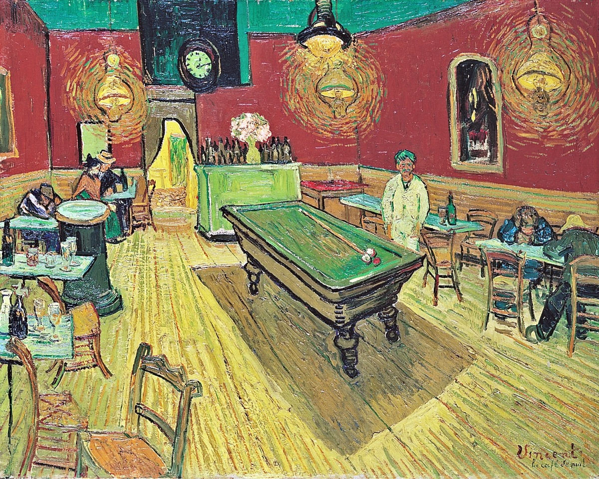 vincent van gogh madman and artist Van gogh's ear full episode  aspiring artist vincent van gogh  it's said that the locals nicknamed him 'le fou roux' – the red-headed madman but was he really a maniac capable .