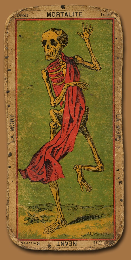 Antique Tarot Card The Fool: Creativity And Connecting The Unconnected: Part 2 Of Our