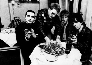 the damned punk rock