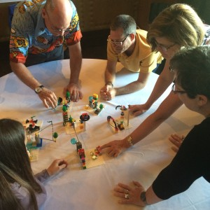 Lego serious play methods