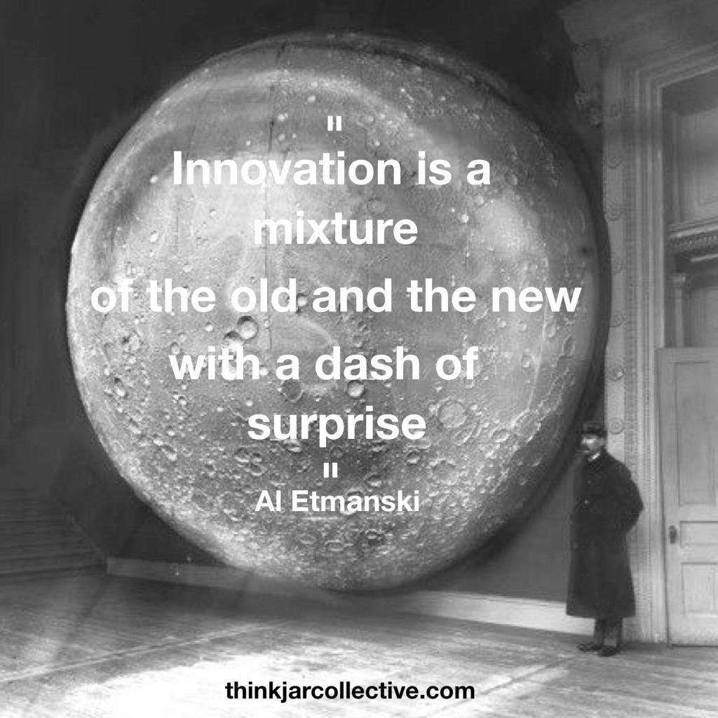 creativity and innovation quotes think jar collective