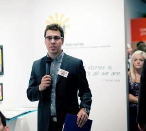 Ben Weinlick Keynote speaker of think jar collective