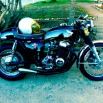 Cafe_Racer_project, CB750,