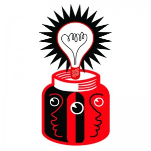 Think Jar collective logo, creativity website