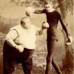 weirdos competing