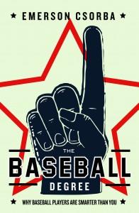 Baseball degree by Emerson Csorba