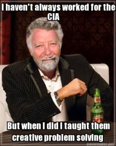 CIA michalko creativity