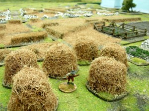 Invention of hay was an important creative act