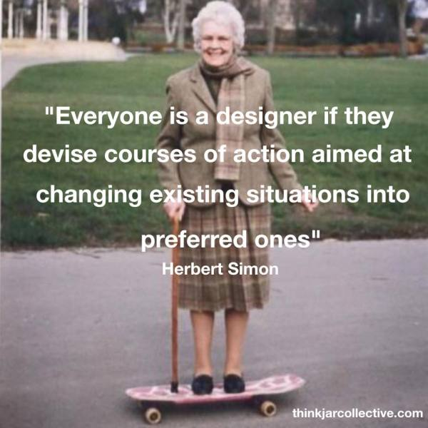Herbert Simon on Design and Problem solving