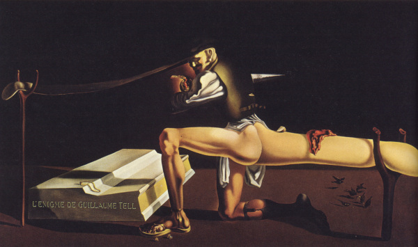 Dali the enigma of william tell
