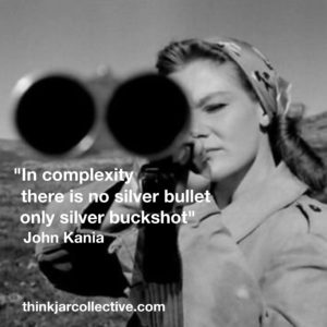 John Kania on complexity
